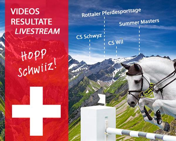Ergebnisse und Videos aus der Schweiz