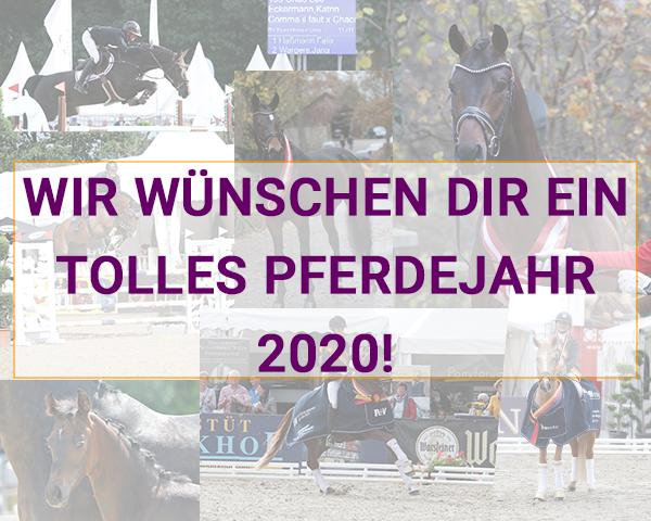 Alles Gute für 2020!